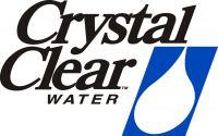 Crystal Clear Water Logo