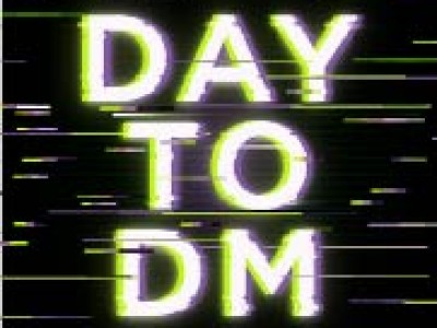 Day to DM: a day to Do More, a day to Deliver Miracles, a day to Dance Marathon.